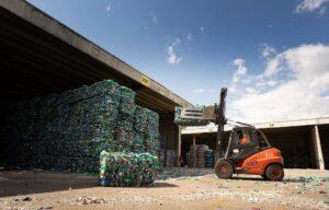 Masotina betreibt eine der größten europäischen Materialverwertungsanlagen für die Trennung und Rückgewinnung von Kunststoffen aus Siedlungsabfällen. (Foto: Tomra)