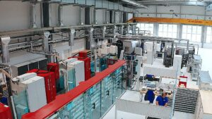 Die maschinelle Ausrüstung von VTW ist auf Multikavitäten-Spritzgieß-Werkzeuge für die Verpackungsindustrie und die Medizintechnik abgestimmt. (Foto: VTW)