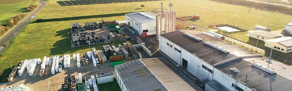 Das Technikum zur individuellen Kunststoffaufbereitung wurde am Standort in Gardelegen eingerichtet. (Foto: Wipag)