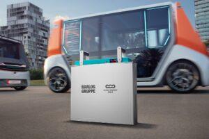 Wärmeleitfähige Compounds der Marke Kebablend/TC kommen für die Mobilität von morgen zum Einsatz. (Foto: Barlog)