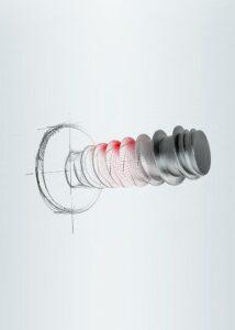 Evo PT für die Kunststoff-Direktverschraubung. (Foto: Ejot)
