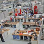 Fischer Werkzeug- und Formenbau ist spezialisiert auf seriennahe Pilotwerkzeugen, hochkavitätige Präzisionswerkzeuge sowie Etagen- und Mehrkomponentenwerkzeuge. (Foto: Fischer)
