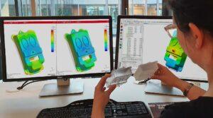 Anwender können mit der neuesten Version von Sigmasoft den Verzug noch besser vorhersagen und analysieren. (Foto: Sigma)