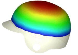 Die aktuelle Version von Moldex3D 2021 bietet verbesserte Ergebnisse der RTM-Simulation. (Abb.: Simpatec)