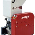 Ab sofort haben die Schneidmühlen-Modelle der G-Max-Serie das gleiche Design. (Foto: Wittmann)
