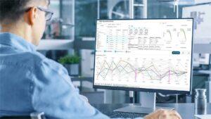 Das Material Data Center vereinfacht den Zugriff auf Materialdaten und hilft in Kombination mit Material Test Data Automation, Materialversuche zu reduzieren. (Foto: Altair)