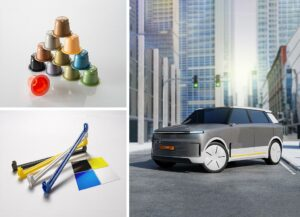 Die BASF präsentiert eine breite Vielfalt an nachhaltigen Kunststoff-Lösungen. (Foto: BASF)