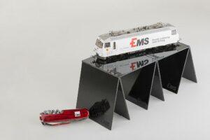 EMS Grivory G7V verleiht Sichtbauteilen eine dekorative und stilvolle Oberfläche. (Foto: Ems-Chemie)