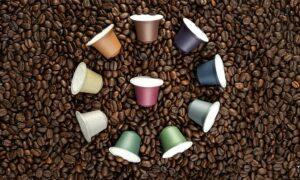 Zum Einfärben der heimkompostierbaren Kaffeekapseln hat Grafe eine Reihe Farbmasterbatches entwickelt. (Foto: Grafe)