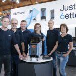HB-Therm: Weltpremiere für neue Temperiergeräte-Baureihe