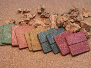 Die Lifocork-Biocomposites können durch Spritzgießen, Extrusion und Thermoformen verarbeitet werden. (Foto: Hexpol TPE)