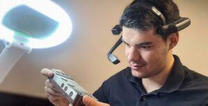 Hotset hat sein Z-System um den Einsatz multimedialer Datenbrillen erweitert. (Foto: Hotset)