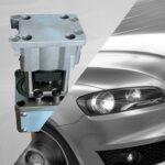 Die konstruktive Verbesserung der ungekühlten HRScool-Evo-Hydraulikzylinder erweitert deren Prozessfenster zu höheren Verarbeitungstemperaturen. (Foto: Oerlikon HRSflow)
