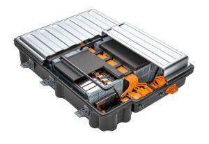 Die neuen PA-6-Typen haben auch in der Elektromobilität und deren Peripherie gute Chancen – so etwa bei dickwandigeren Batterieabdeckungen oder Ladesteckern und den zugehörigen Steckeraufnahmen. (Foto: Lanxess)