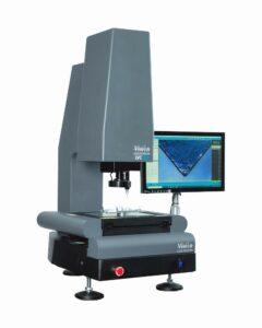 Mit den Messgeräten der LVC-Serie lässt sich jedes Merkmal mit optimierter Bildschärfe in kürzester Zeit messen – optisch oder taktil. (Foto: Vision)